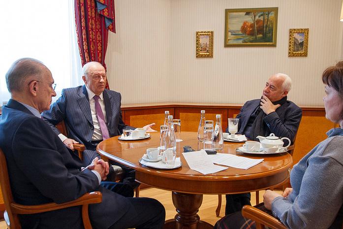 Как Спиваков, Россель и Черкашин спасали Уральский филармонический оркестр в 1990-е  1