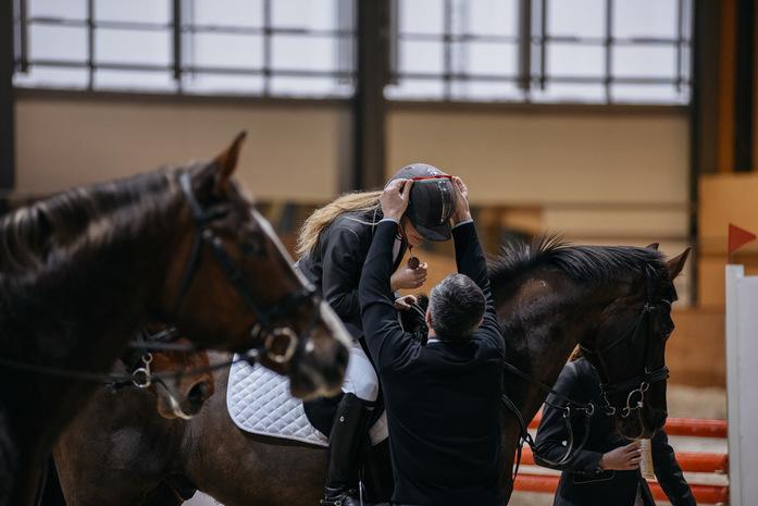 В Татарстане впервые прошли студенческие игры по конному спорту 1