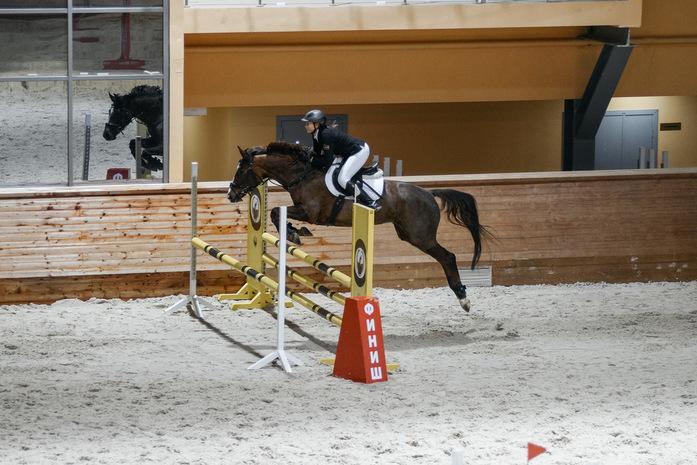 В Татарстане впервые прошли студенческие игры по конному спорту 2