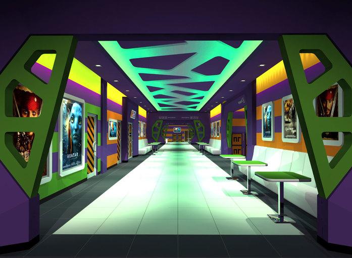В Казани запускают новую сеть кинотеатров 1