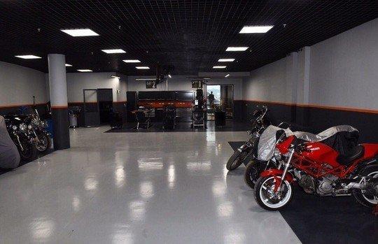 В Казани открывается дилерский центр Harley-Davidson 1