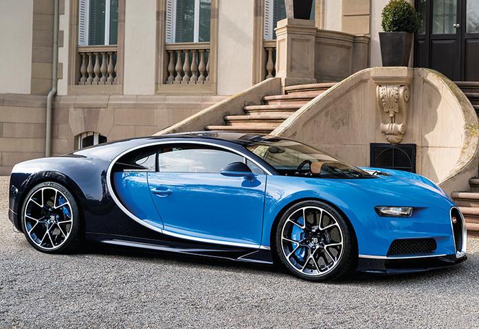 10 самых мощных и быстрых автомобилей 2016 года 1