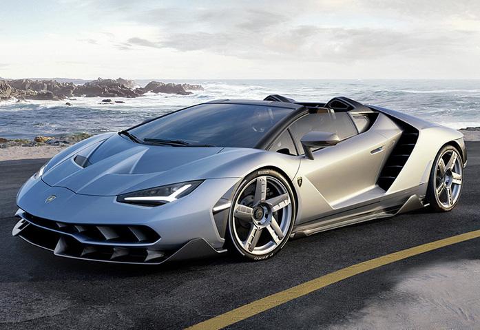 10 самых мощных и быстрых автомобилей 2016 года 7