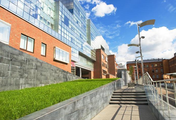 Архитектурные доминанты центральных районов Москвы 1