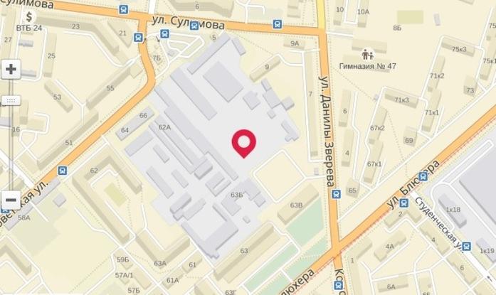 В Екатеринбург встроят еще два крупных жилых комплекса — рядом с центром и на окраине 1