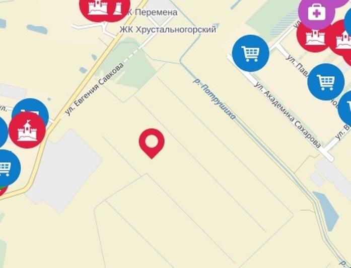 В Екатеринбург встроят еще два крупных жилых комплекса — рядом с центром и на окраине 2