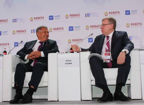 Рустам Минниханов выступил в Москве против «раскулачивания» регионов-доноров 2