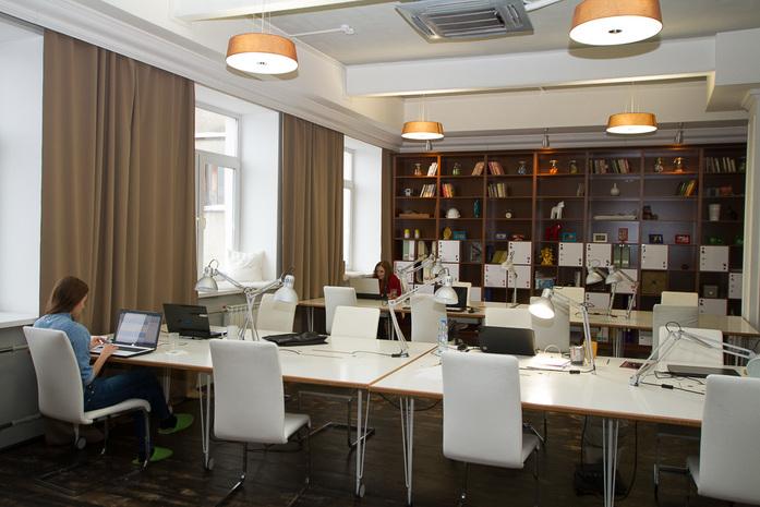 Срез зданий. Офисные пространства Екатеринбурга для разных бизнесов / ВИДЫ, ЦЕНЫ 6