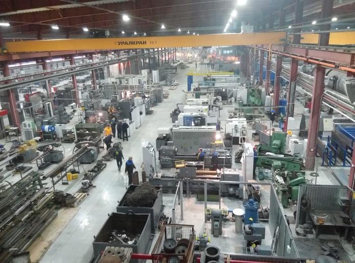 Заводы – за город. Компрессорный завод переехал из Челябинска за 1 млрд руб. 1