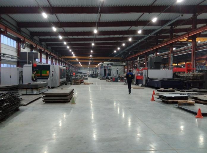 Заводы – за город. Компрессорный завод переехал из Челябинска за 1 млрд руб. 2