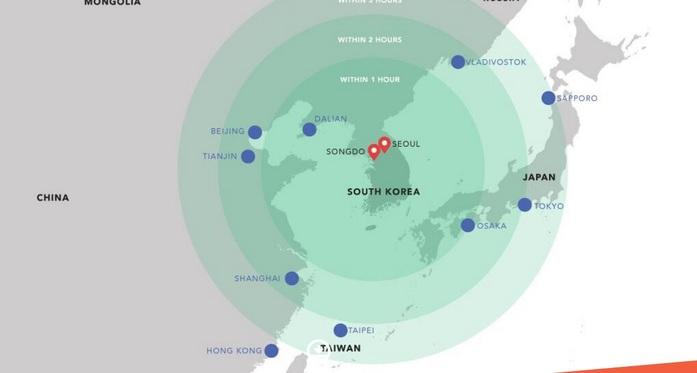 Я уеду жить в Сонгдо: как создать утопию из болота за 35 миллиардов долларов 1
