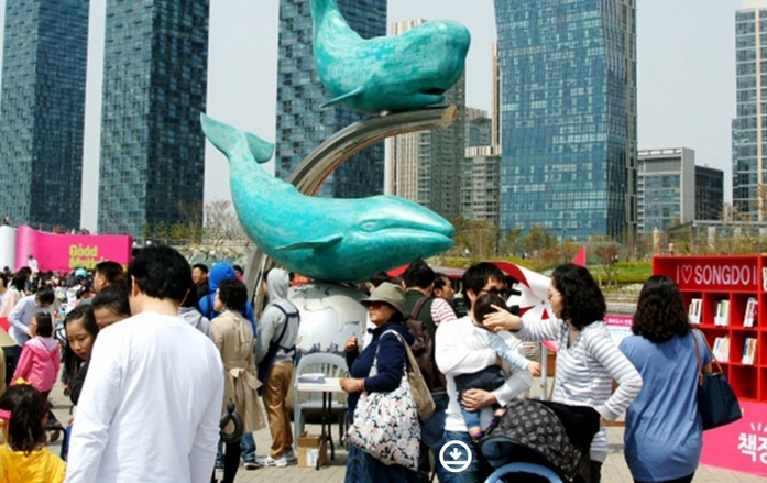 Я уеду жить в Сонгдо: как создать утопию из болота за 35 миллиардов долларов 3