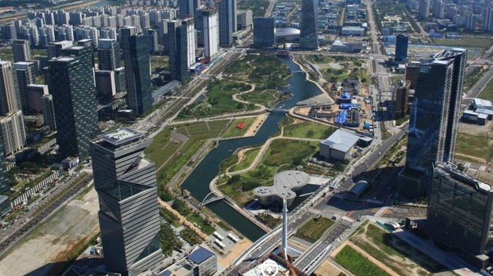 Я уеду жить в Сонгдо: как создать утопию из болота за 35 миллиардов долларов 4