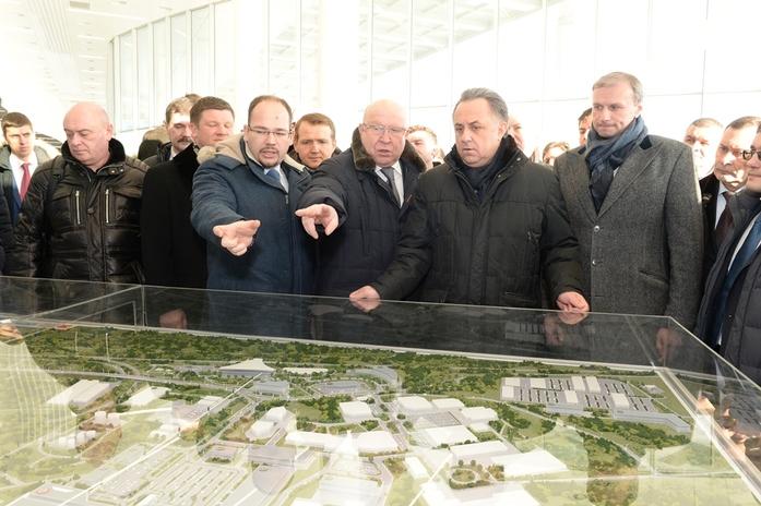 Как Виталий Мутко проверял готовность Нижнего Новгорода к ЧМ-2018 1