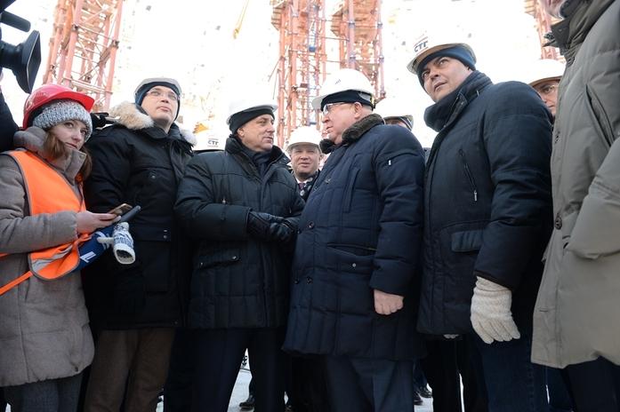 Как Виталий Мутко проверял готовность Нижнего Новгорода к ЧМ-2018 11