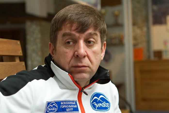 Герасимов Сергей, тренер 1