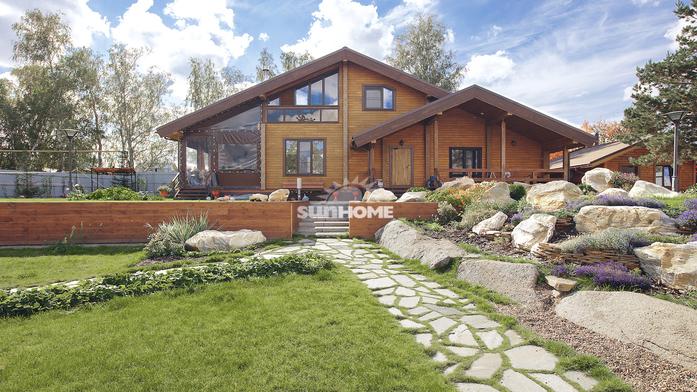 Деревянный дом: как построить с комфортом, а не с головной болью 3