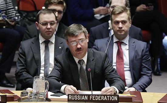 Петр Ильичев, дипломат: что известно о временном преемнике Виталия Чуркина 1