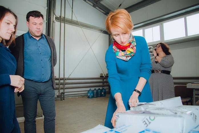 Журнал «Деловой квартал - Челябинск» провел общественный аудит своего тиража 4