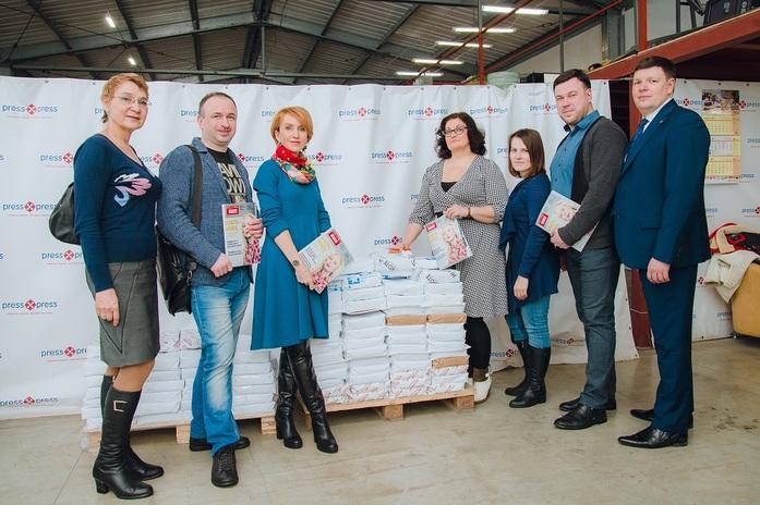 Журнал «Деловой квартал - Челябинск» провел общественный аудит своего тиража 9