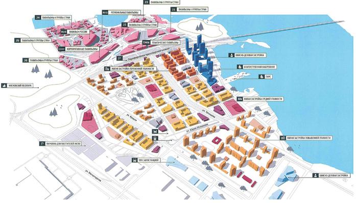 Площадка под «ЭКСПО» 2:0. В Екатеринбурге обсудят застройку района ВИЗ-Правобережный 2