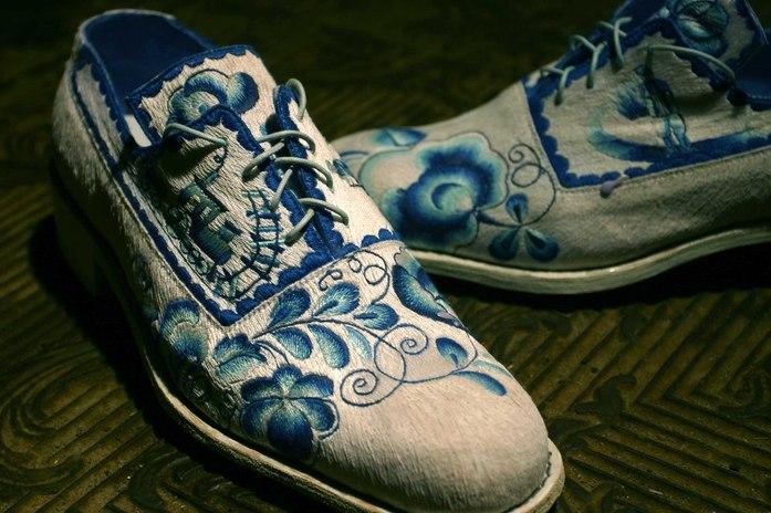 Человек-бренд. Обувь нижегородца покупают галереи и знаменитости 10