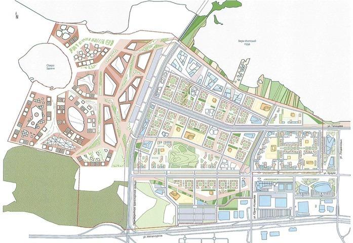 Градсовет отклонил концепцию экспо-городка от московских дизайнеров интерьеров 1