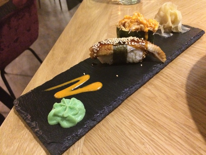 Возвращение в Японию. Ресторанная критика Артура Андреева об обновленном «Асаби» 9