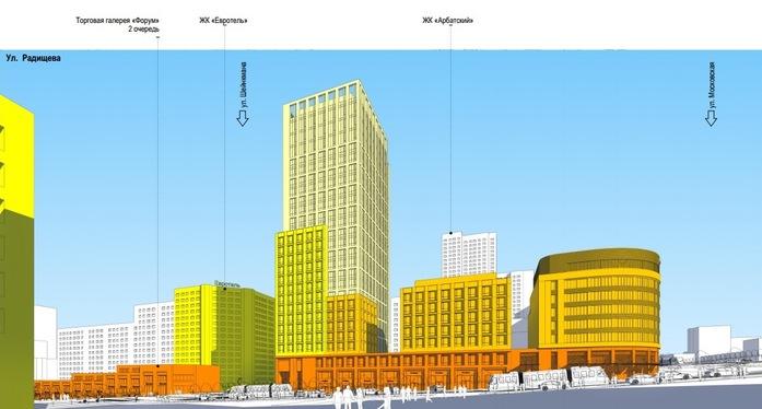 «Атомстройкомплекс» показал новый флагманский проект вместо замороженного Opera Tower 4