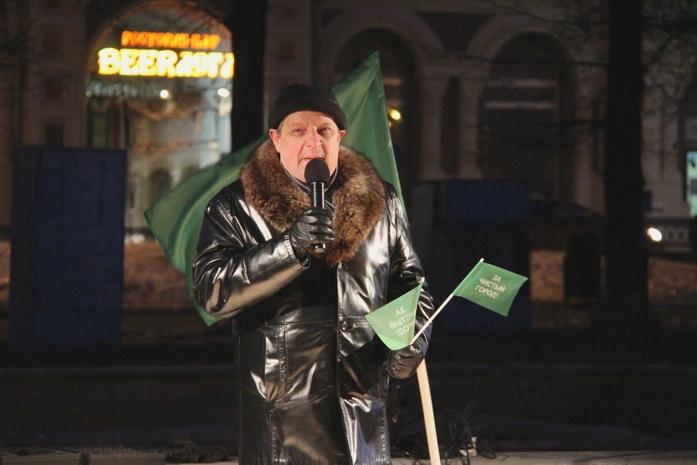 «Долой разруху!». В центре Нижнего Новгорода прошёл митинг против беспорядка 6