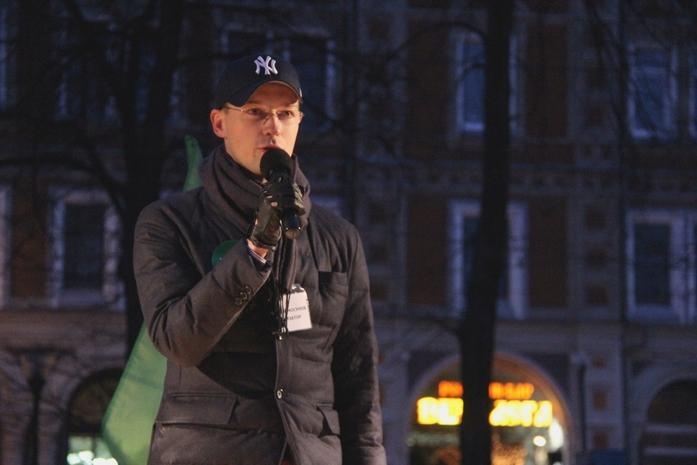 «Долой разруху!». В центре Нижнего Новгорода прошёл митинг против беспорядка 2