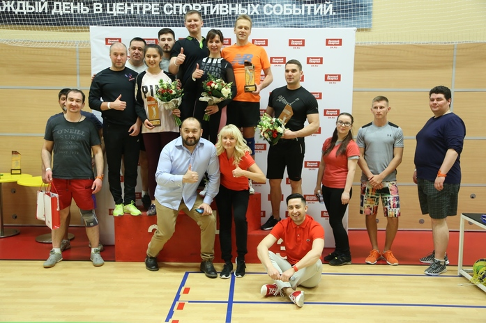 В Челябинске прошла бизнес-спартакиада «Делового квартала» 4