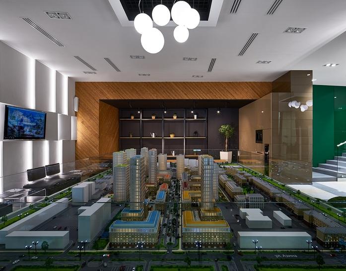 Губернатор дал зеленый свет новому микрорайону в центре Екатеринбурга 1