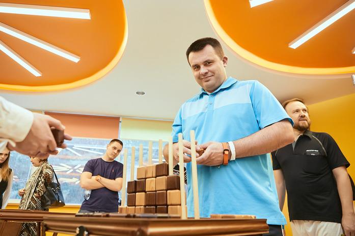 В Челябинске прошла бизнес-спартакиада «Делового квартала» 9