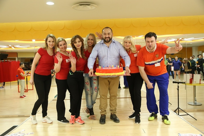 В Челябинске прошла бизнес-спартакиада «Делового квартала» 10