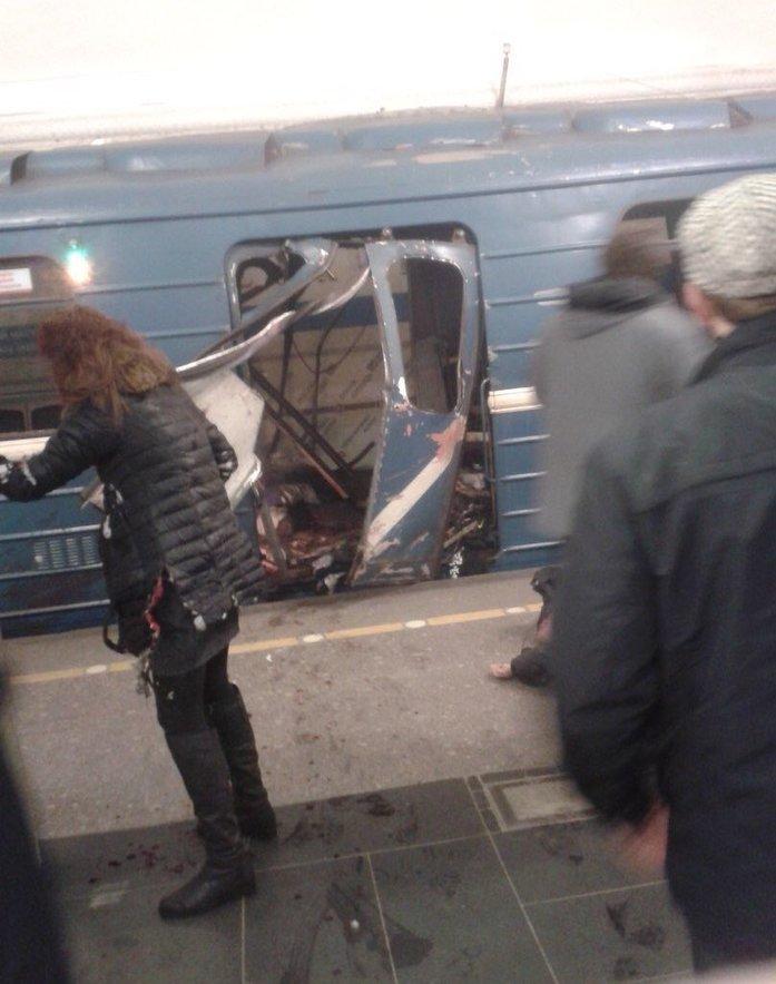 Теракт в Санкт-Петербурге 1