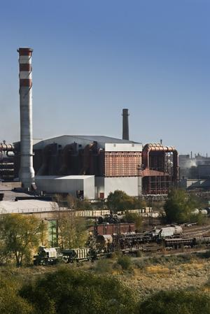 Челябинский электрометаллургический комбинат (ЧЭМК) 1