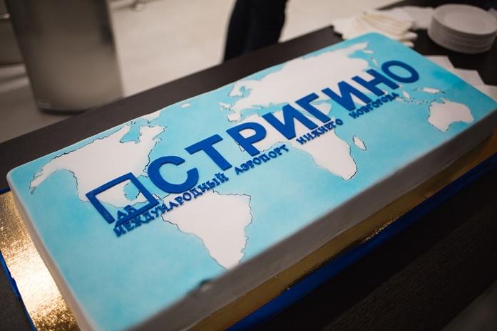 Международные рейсы нижегородского аэропорта стал принимать новый терминал 1