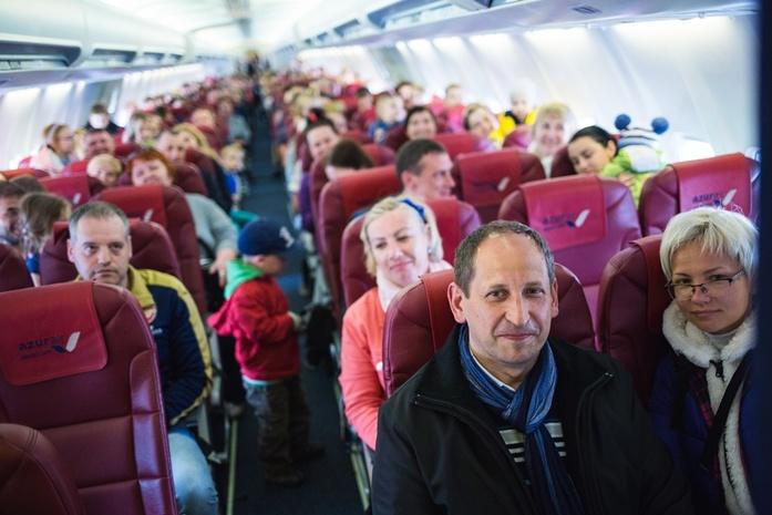Международные рейсы нижегородского аэропорта стал принимать новый терминал 5