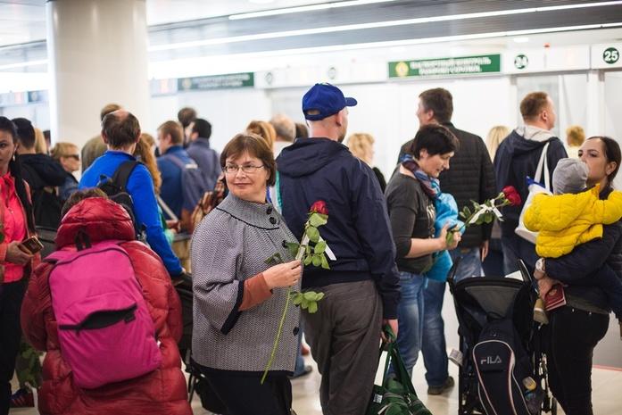 Международные рейсы нижегородского аэропорта стал принимать новый терминал 7
