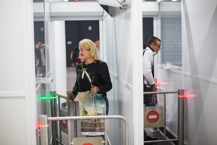 Международные рейсы нижегородского аэропорта стал принимать новый терминал 8