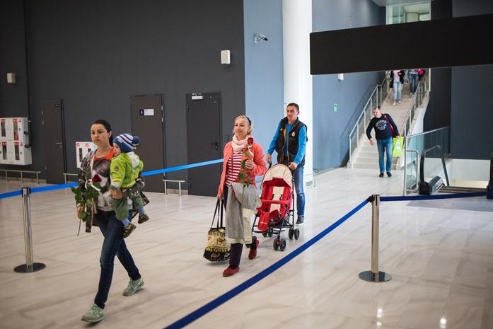 Международные рейсы нижегородского аэропорта стал принимать новый терминал 9