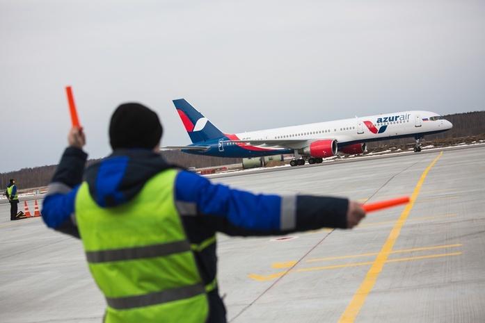 Международные рейсы нижегородского аэропорта стал принимать новый терминал 3
