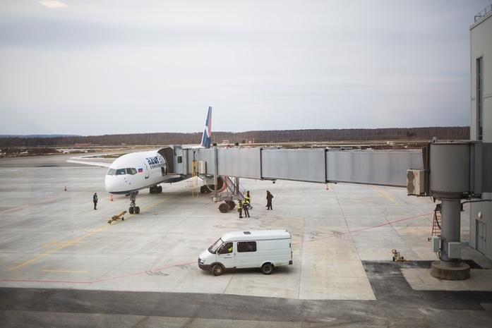 Международные рейсы нижегородского аэропорта стал принимать новый терминал 4