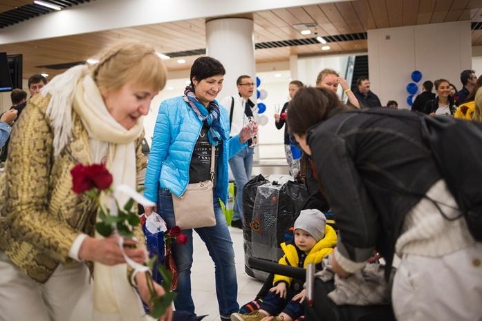 Международные рейсы нижегородского аэропорта стал принимать новый терминал 10