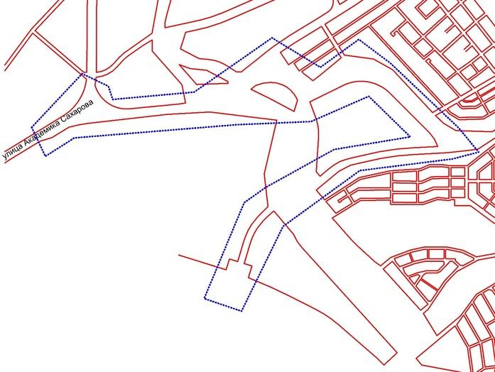Новая дорога свяжет два строящихся микрорайона в Нижнем Новгороде 2