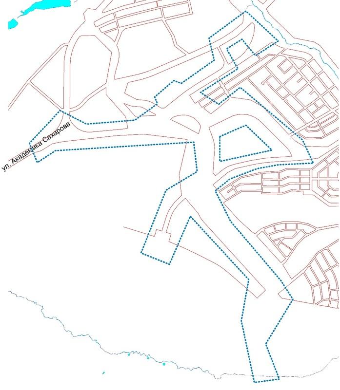 Новая дорога свяжет два строящихся микрорайона в Нижнем Новгороде 3
