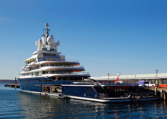 Быть морским волком. Сколько стоят яхты богатейших людей страны 5