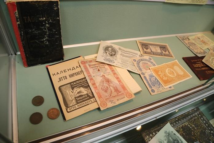 Что хранится в музее Волго-Вятского ГУ Банка России. Фоторепортаж  8