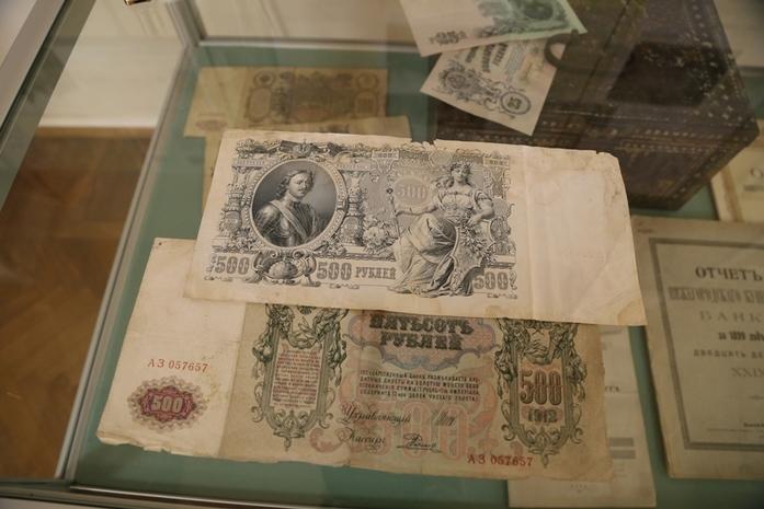 Что хранится в музее Волго-Вятского ГУ Банка России. Фоторепортаж  10